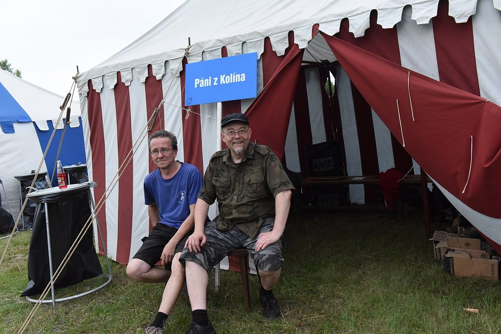 Páni z Kolína dělají poslední přípravy na sobotní bitvu na jízdárně