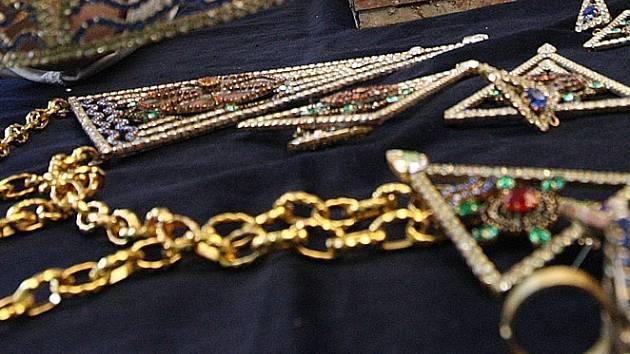 Šperky. Ilustrační foto
