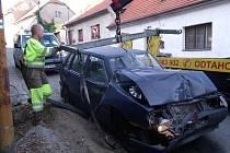 Dopravní nehoda, Kouřim, 7. září 2009