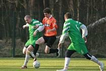 Z utkání FK Kolín B - Liblice (0:2).
