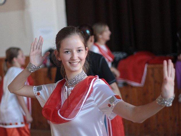 Taneční skupina Sokol Pečky
