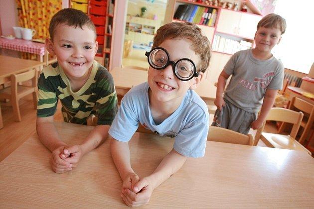 Mateřská škola v Bachmačské ulici slavila jubileum.
