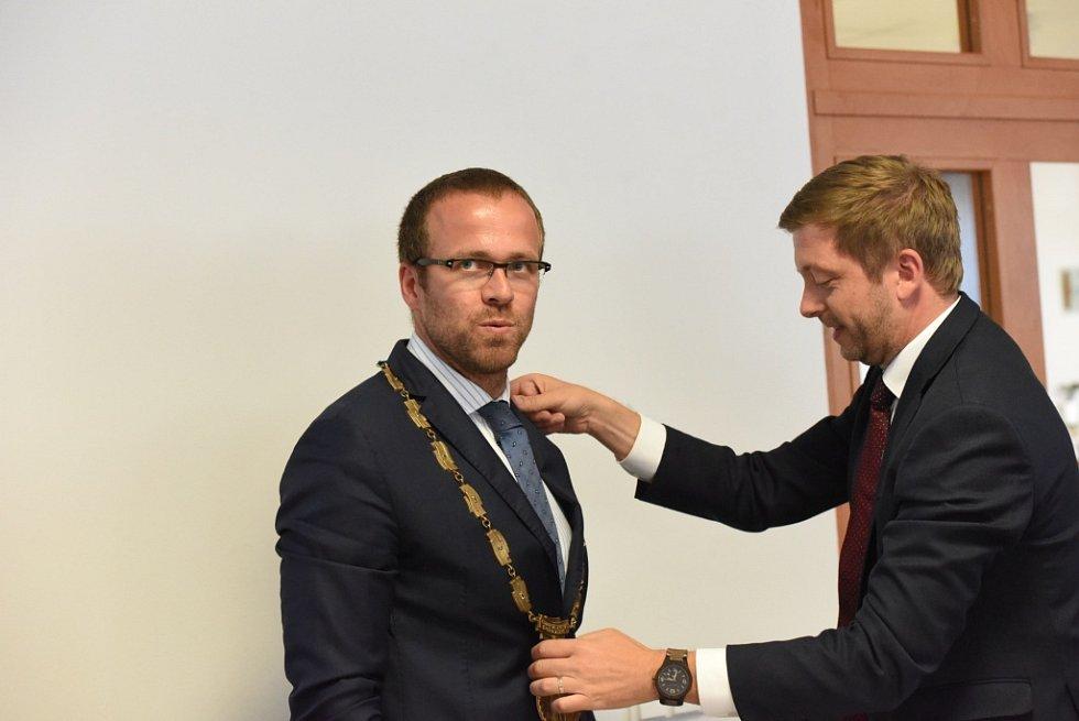 Kolín má nového starostu a místostarostku