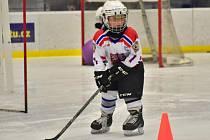 Týden hokeje. Náborová akce na ledě bude letos nahrazena online aktivitami, které vyvrcholí v neděli 29. listopadu webinářem pro rodiče malých hokejistů