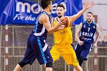 Basketbalisté Kolína v dalším kole Kooperativa NBL nestačili na Opavu. Ve Slezsku prohráli 64:76.