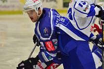 Milan Valášek měl několik šancí skórovat, žádnou ale nevyužil.
