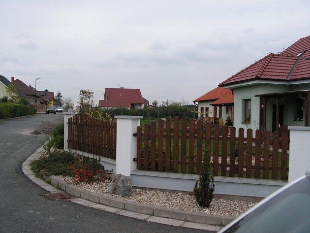 V ulici Blanky Waleské vyrostlo několik velmi hezkých domů. Některé však ještě nejsou zkolaudované, další pozemky navíc obývají zatím převážně kopřivy. Protože dodnes nestojí tolik domů, kolik bylo v podmínkách dotace, chce stát její poměrnou část zpět.