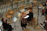 Synagoga zažila v rámci vzpomínkového koncertu světovou hudební premiéru