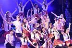 Maturitní ples třídy 4.A Gymnázia Kolín