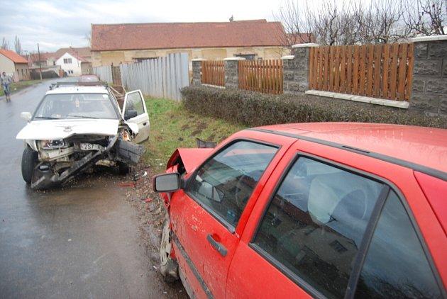 Dopravní nehoda u Štolmíře