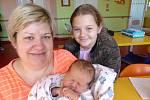 Laura Drajková se narodila 28. května 2019 s mírami 3980 g a 50 cm. Domů do Kostelce nad Černými Lesy odjela se sestřičkou Vanesou (9) a rodiči Jitkou a Davidem.