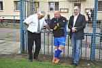Z fotbalového náboru, který uspořádal klub FK Kolín.