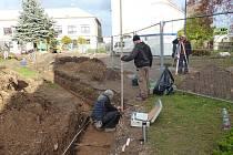 Archeologický průzkum v centru města
