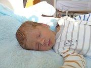 Jan Vondráček se narodil 29.11.2018, vážil 2150 g a měřil 45 cm. V Uhlířských Janovicích ho přivítá maminka Andrea a tatínek Jan.