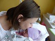 Lucie Kaňová se narodila 9.12.2018, vážila 3635 g a měřila 52 cm. V Chotouni se na ni těší bráška Jaroslav (2) a rodiče Markéta a Antonín.
