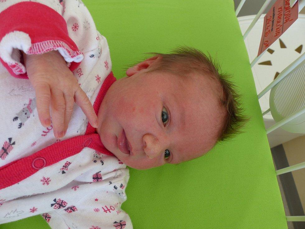 Karolína Vlachová se narodila 24. dubna 2020 v kolínské porodnici, vážila 2865 g a měřila 47 cm. Do Kutné Hory odjela se sestřičkou Annou (6.5) a rodiči Denisou a Petrem.
