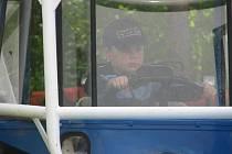 2. sraz traktorů Zetorů v Lipci