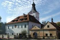 Dobřichovický zámek se stane dějištěm vinařských slavností.