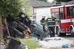 Dopravní nehoda v Zásmukách