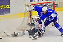 Hokejisté Kolína si v dalším kole poradili s Vrchlabím, díky čemuž si upevnili první příčku v tabulce druhé ligy.