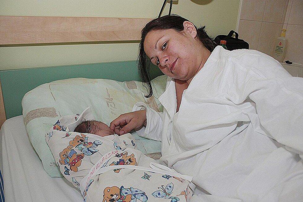 Justýně a Grzegorzovi Bogochwalským se 31. srpna 2010 narodila dcera Hanna. Měřila 49 centimetrů a vážila 3310 gramů. Pojede domů do Krupé.