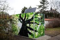 Smart toaleta v Kolíně.