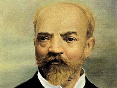 Antonín Dvořák (8. 9. 1841 - 1. 5. 1905)
