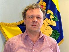 Jiří Kahoun, starosta Kostelce nad Černými lesy