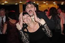 Ples Města Kolína byl tentokrát v rytmu rokenrolu