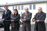 Slavnostní otevírání nové Mateřské školy v Břežanech II
