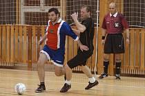 5. hrací den Club Deportivo futsalové ligy, 11. listopadu 2010.