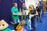 Dobročinný basketbalový maraton pomohl malé Lucii.