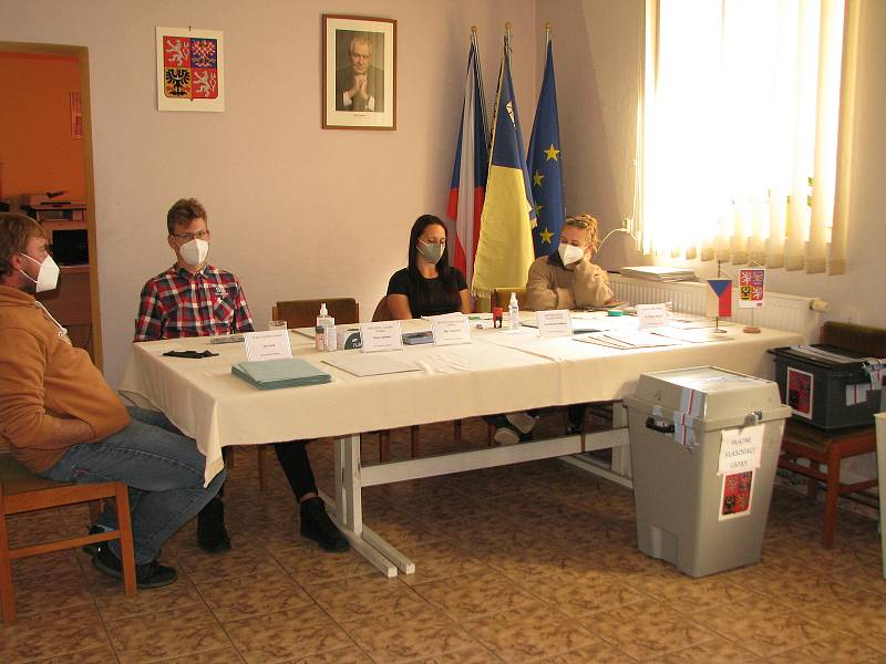 Volby v Němčicích