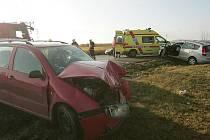 Nehoda u Nové Vsi II. 2. 12. 2009