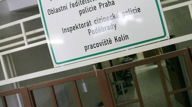 Oblastní oddělení cizinecké policie
