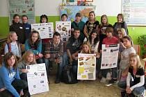 Projekt Dny tolerance  obohatil žáky o nové informace