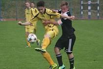 Z utkání FK Kolín U17 - Varnsdorf (3:2 PK).