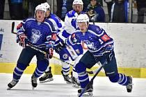 Šesté utkání osmifinálové série vyhrál Kolín doma nad Vrchlabím vysoko 8:2.