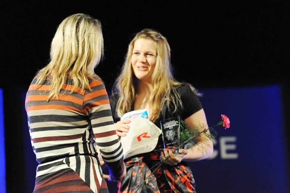 Vyhlašování ankety Sportovec Kolína za rok 2012