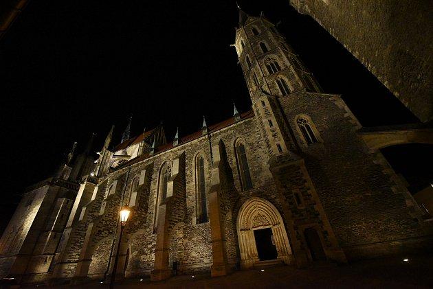 Chrám svatého Bartoloměje vKolíně.