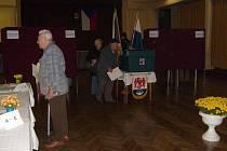 Komunální volby říjen 2010 ve Velkém Oseku