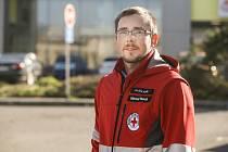 Ředitel Oblastního spolku Kolín Českého červeného kříže Michal Tasch.
