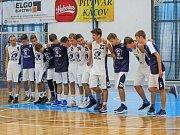 Basketbaloví junioři Kolína postoupili do finálové skupiny.