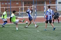 Z utkání PV za 20 - FC Nekopnem si (5:2).