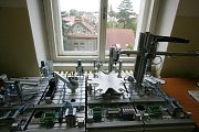 Otevírání třídy pro výuku automatizace a robotizace