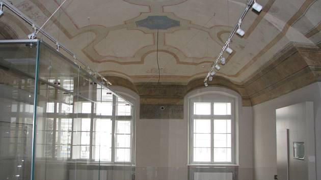 Veigertovský dům v Kolíně se připravuje na otevření veřejnosti
