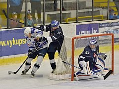Hokejisté Kolína porazili Tábor 4:2.