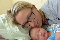 Marek Paplhám se narodil 3. září 2021 v kolínské porodnici, vážil 3630 g a měřil 50 cm. V Nové Vsi I - Ohradě bude vyrůstat s bráškou Jiříkem  (2) a rodiči Žanetou a Jiřím.