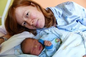 Filip Váňa se narodil 11. ledna 2019, vážil 3030 g a měřil 48 cm. V Úvalech ho přivítá maminka Štěpánka a tatínek Martin.