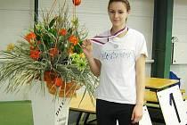 Atletka Helena Jíranová.